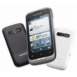 Usuñ simlocka kodem z telefonu Alcatel OT 985D
