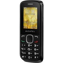 Usuñ simlocka kodem z telefonu Alcatel OT-1060D