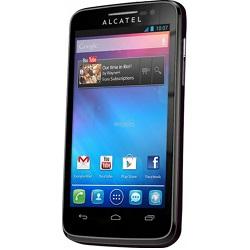 Usuñ simlocka kodem z telefonu Alcatel OT-5020T