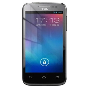Usuñ simlocka kodem z telefonu Alcatel OT-J300