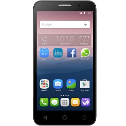 Usuñ simlocka kodem z telefonu Alcatel OT-5025D
