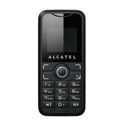 Usuñ simlocka kodem z telefonu Alcatel OT S210