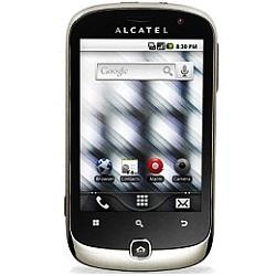 Usuñ simlocka kodem z telefonu Alcatel OT 990 CHROME