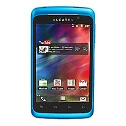 Usuñ simlocka kodem z telefonu Alcatel OT 991