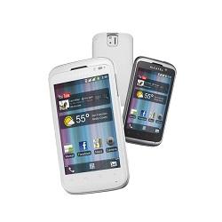 Usuñ simlocka kodem z telefonu Alcatel OT 991 PLAY