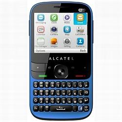 Usuñ simlocka kodem z telefonu Alcatel OT 838