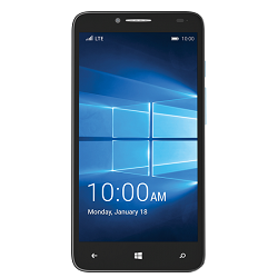 Usuñ simlocka kodem z telefonu Alcatel Fierce XL (Windows)