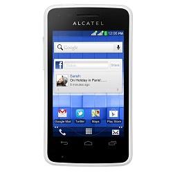 Usuñ simlocka kodem z telefonu Alcatel OT-4005