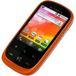 Usuñ simlocka kodem z telefonu Alcatel OT 890D