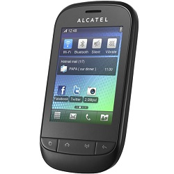 Usuñ simlocka kodem z telefonu Alcatel OT-720