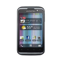 Usuñ simlocka kodem z telefonu Alcatel OT-928