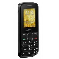 Usuñ simlocka kodem z telefonu Alcatel Orange Riga