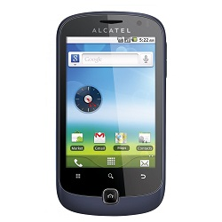 Usuñ simlocka kodem z telefonu Alcatel OT-990