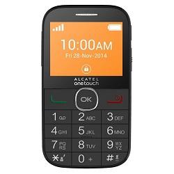 Usuñ simlocka kodem z telefonu Alcatel 2004C
