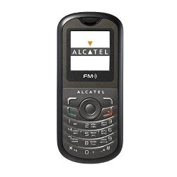 Usuñ simlocka kodem z telefonu Alcatel OT 203