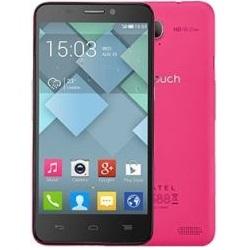 Usuñ simlocka kodem z telefonu Alcatel One Touch Idol S OT-6034Y