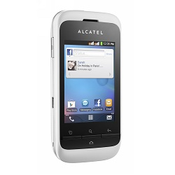 Usuñ simlocka kodem z telefonu Alcatel OT 903