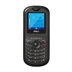 Usuñ simlocka kodem z telefonu Alcatel OT 203 O