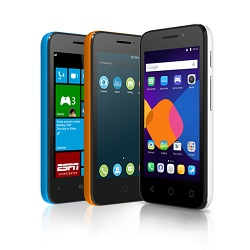 Usuñ simlocka kodem z telefonu Alcatel One Touch Pixi 3 4050J