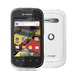 Usuñ simlocka kodem z telefonu Alcatel OT-V861