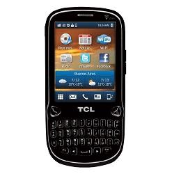 Usuñ simlocka kodem z telefonu Alcatel OT-8107