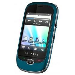 Usuñ simlocka kodem z telefonu Alcatel OT 905
