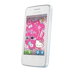 Usuñ simlocka kodem z telefonu Alcatel Hello Kitty