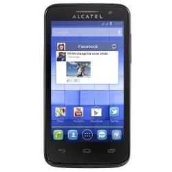 Usuñ simlocka kodem z telefonu Alcatel One Touch M Pop