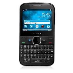 Usuñ simlocka kodem z telefonu Alcatel OT-815D