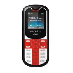 Usuñ simlocka kodem z telefonu Alcatel OT 206