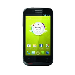 Usuñ simlocka kodem z telefonu Alcatel Vodafone Smart III