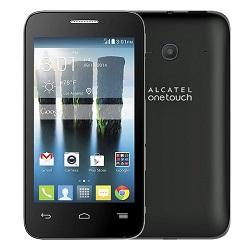 Usuñ simlocka kodem z telefonu Alcatel 4037