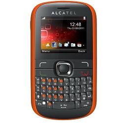 Usuñ simlocka kodem z telefonu Alcatel OT 585