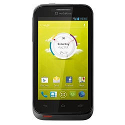 Usuñ simlocka kodem z telefonu Alcatel OT-Vodafone Smart III