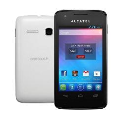 Usuñ simlocka kodem z telefonu Alcatel OT-4030E