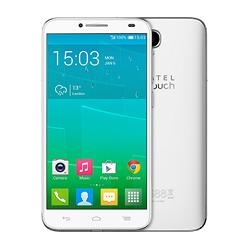 Usuñ simlocka kodem z telefonu Alcatel OT-6037K