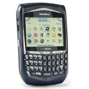 Usuñ simlocka kodem z telefonu Blackberry 8700g