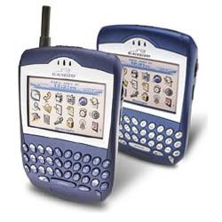 Usuñ simlocka kodem z telefonu Blackberry 7270