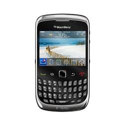 Usuñ simlocka kodem z telefonu Blackberry Curve 3G