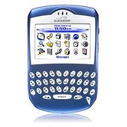 Usuñ simlocka kodem z telefonu Blackberry 7280