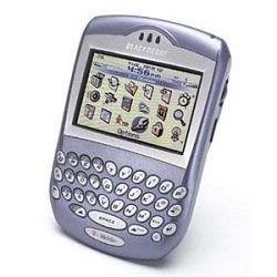 Usuñ simlocka kodem z telefonu Blackberry 7290
