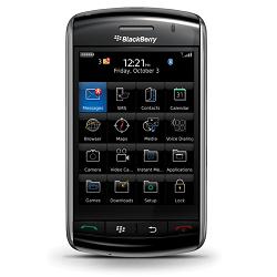 Usuñ simlocka kodem z telefonu Blackberry 9500 Storm