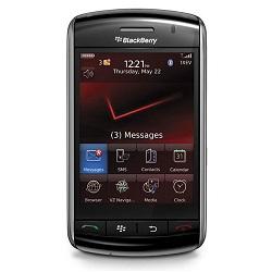Usuñ simlocka kodem z telefonu Blackberry 9530 Storm