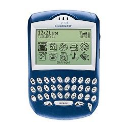 Usuñ simlocka kodem z telefonu Blackberry 6210