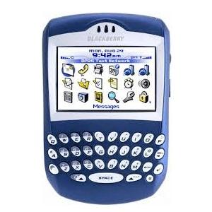 Usuñ simlocka kodem z telefonu Blackberry 6230