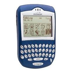 Usuñ simlocka kodem z telefonu Blackberry 6280