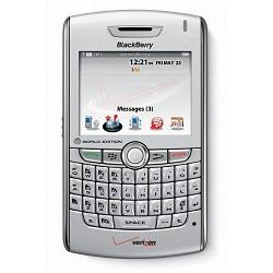 Usuñ simlocka kodem z telefonu Blackberry 8830