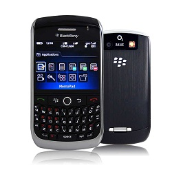 Usuñ simlocka kodem z telefonu Blackberry 8900 Curve