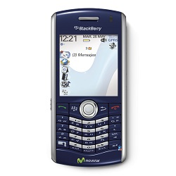 Usuñ simlocka kodem z telefonu Blackberry 8120