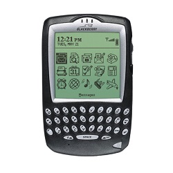 Usuñ simlocka kodem z telefonu Blackberry 6750